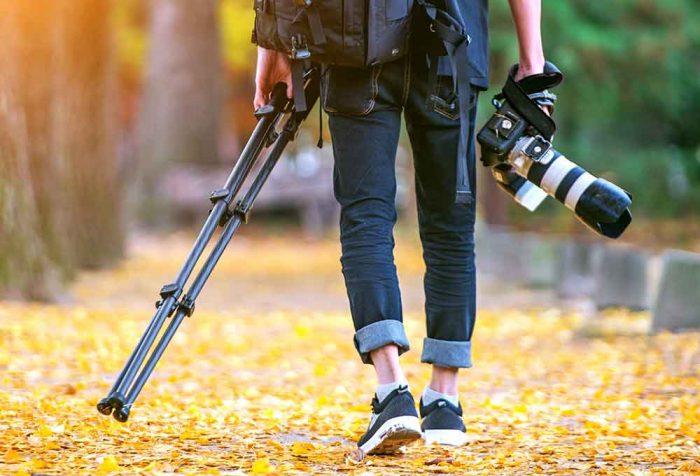 ขาตั้งกล้องอุปกรณ์สำคัญในการออกทริป